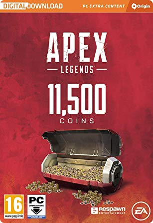 APEX LEGENDS 11500 APEX COINS (UK PSN) - PLAYSTATION - EU