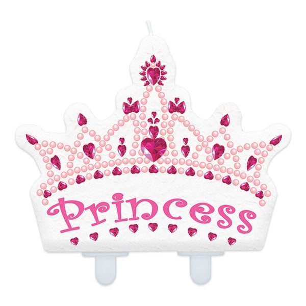 LUMANARE DECORATIVA 11 X 10 CM PRINCES BIG PARTY (BP73585)