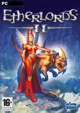 ETHERLORDS II - STEAM - PC - WORLDWIDE