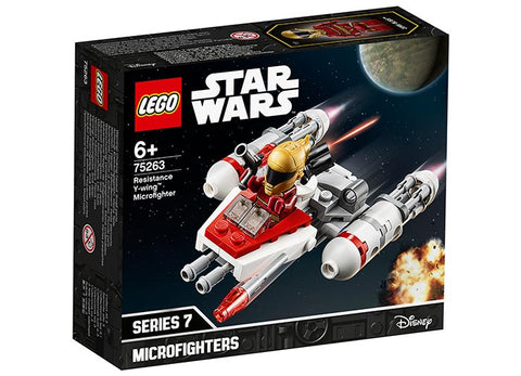 MICROFIGHTER RESISTANCE Y-WING - LEGO (75263)
