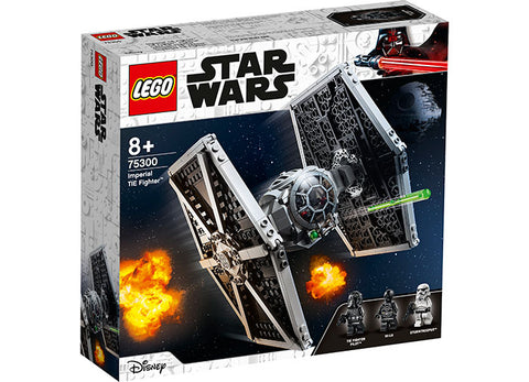 TIE FIGHTER IMPERIAL - LEGO STAR WARS - LEGO (75300)