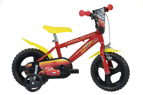 BICICLETA COPII 12'' CARS MOVIE - DINO BIKES (412UL-CS3)