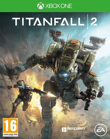 TITANFALL 2 - XBOX ONE - XBOX LIVE - MULTILANGUAGE - WORLDWIDE
