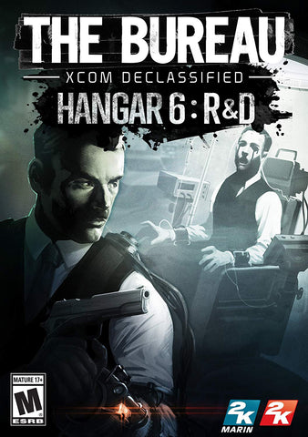 THE BUREAU XCOM DECLASSIFIED - HANGER 6 R&D (DLC) - STEAM - PC - EU
