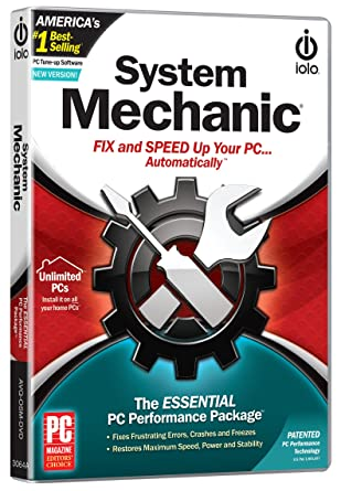 IOLO SYSTEM MECHANIC (1 PC, 1 YEAR) - OFFICIAL WEBSITE - MULTILANGUAGE - WORLDWIDE - PC