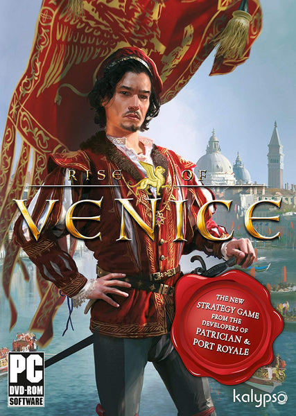 RISE OF VENICE - STEAM - PC - WORLDWIDE