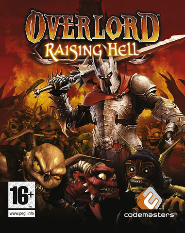 OVERLORD: RAISING HELL DLC - STEAM - PC - EMEA, US & ASIA