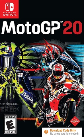 MOTOGP 20 - NINTENDO SWITCH - MULTILANGUAGE - EU Libelula Vesela