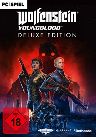 WOLFENSTEIN: YOUNGBLOOD - DELUXE EDITION (UNCUT) - BETHESDA.COM - MULTILANGUAGE - WORLDWIDE - PC Libelula Vesela Jocuri video