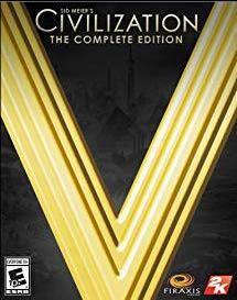 SID MEIER'S CIVILIZATION V: THE COMPLETE EDITION - STEAM - PC - WORLDWIDE