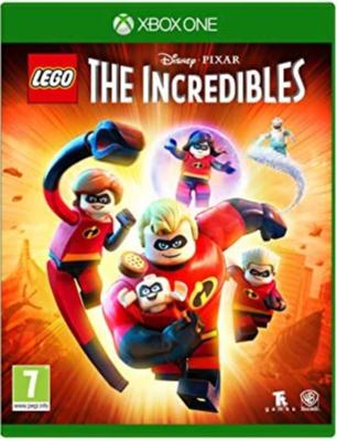 LEGO THE INCREDIBLES - XBOX ONE - XBOX LIVE - MULTILANGUAGE - WORLDWIDE