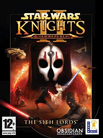STAR WARS: KNIGHTS OF THE OLD REPUBLIC II - THE SITH LORDS EU - STEAM - PC
