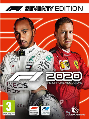 F1 2020 - SEVENTY EDITION - STEAM - PC - MULTILANGUAGE - WORLDWIDE
