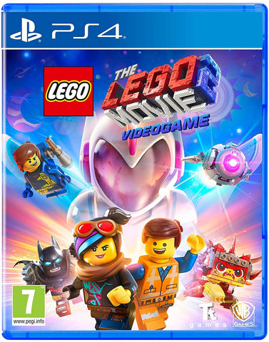 THE LEGO MOVIE 2 VIDEOGAME - PS4 - PSN - PLAYSTATION - MULTILANGUAGE - EU