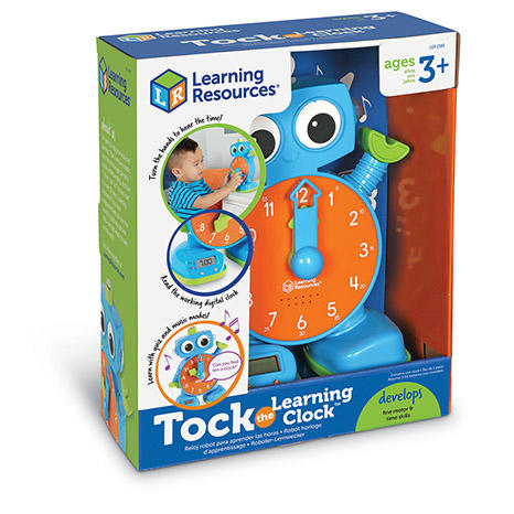 ROBOTEL TIC-TAC - LEARNING RESOURCES (LER2385)
