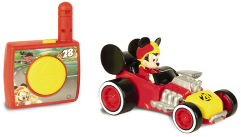 MASINUTA RC ROADSTER RACERS - MICKEY 2,4 GHZ - IMC (183070)