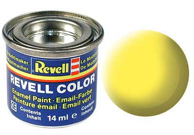 YELLOW, MAT 14 ML - REVELL (32115)