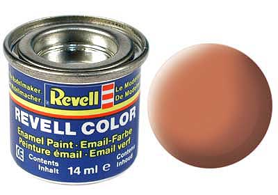 LUMINOUS ORANGE, MAT 14 ML - REVELL (RV32125)