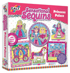 SENSATIONAL SEQUINS: SET 3 TABLOURI - PALATUL PRINTESEI - GALT (1004906)
