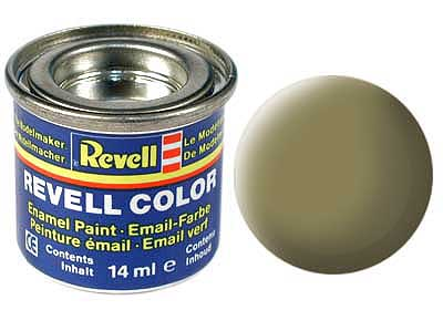 OLIVE YELLOW MAT - REVELL (RV32142)