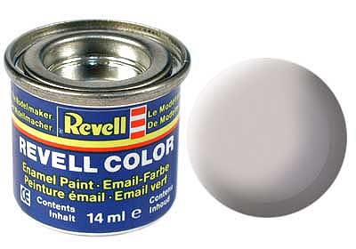 MIDDLE GREY, MAT 14 ML - REVELL (RV32143)