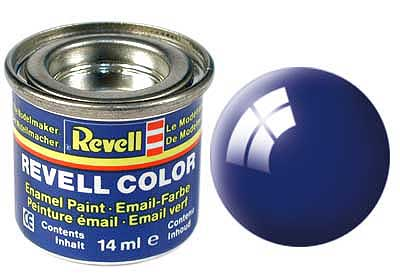 ULTRAMARINE BLUE, GLOSS 14 ML - REVELL (RV32151)