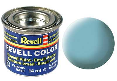 LIGHT GREEN, MAT 14 ML - REVELL (32155)