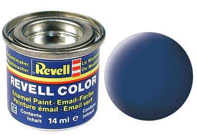 BLUE, MAT 14 ML - REVELL (RV32156)
