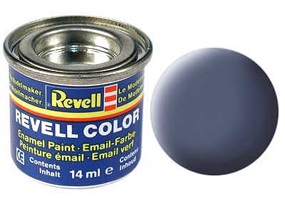 GREY, MAT 14 ML - REVELL (32157)