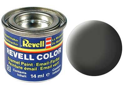 BRONZE GREEN, MAT 14 ML - REVELL (RV32165)