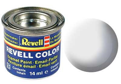 LIGHT GREY, MAT 14 ML - REVELL (32176)