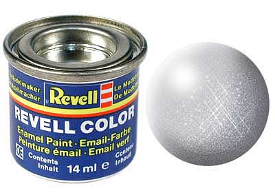 SILVER, METALLIC 14 ML - REVELL (RV32190)