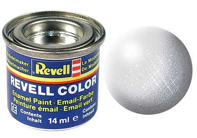 ALUMINIUM, METALLIC 14 ML - REVELL (32199)