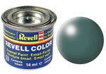 LEAF GREEN, SILK 14 ML - REVELL (32364)