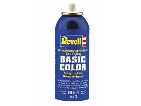 BASIC COLOR GRUNDIERUNGS 150ML REVELL RV39804 - REVELL