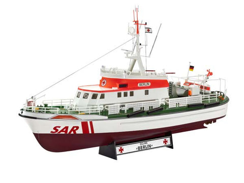 SEARCH & RESCUE VESSEL BERLIN - REVELL (RV5211)