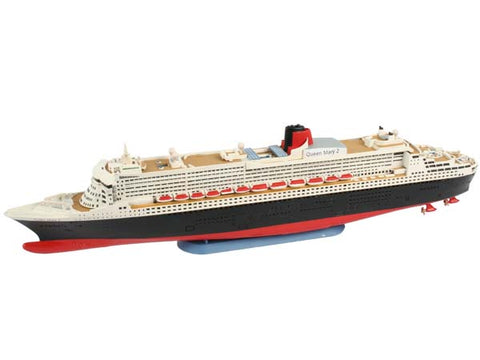 MODEL SET QUEEN MARY 2 REVELL RV65808 - REVELL