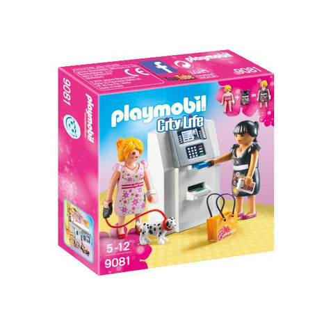 BANCOMAT - PLAYMOBIL (PM9081)