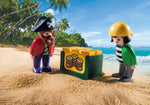 1.2.3. BARCA PIRATILOR - PLAYMOBIL (PM9118)