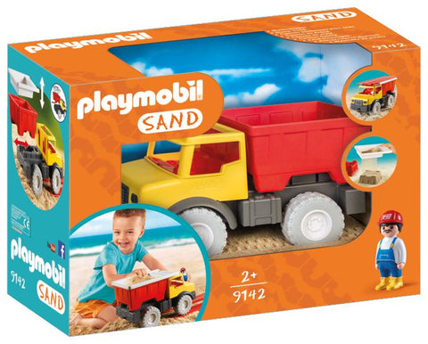 CAMION NISIP - PLAYMOBIL (PM9142)