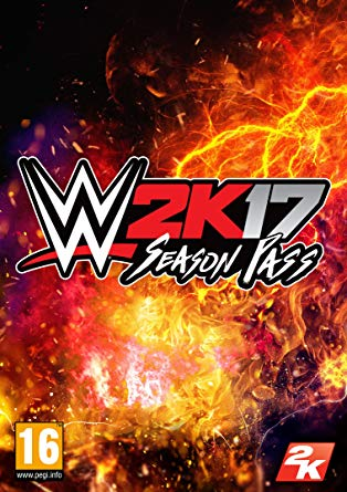 WWE 2K17 - SEASON PASS (DLC) - STEAM - PC - EU