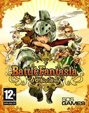 BATTLE FANTASIA -REVISED EDITION- - STEAM - PC - WORLDWIDE