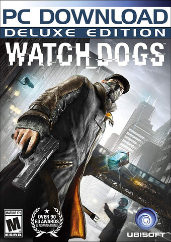 WATCH DOGS 2 (DELUXE EDITION) - UPLAY - MULTILANGUAGE - EU - PC