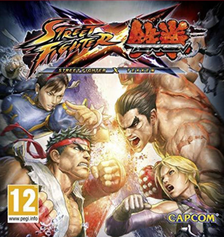 STREET FIGHTER X TEKKEN EU - STEAM - MULTILANGUAGE - EU