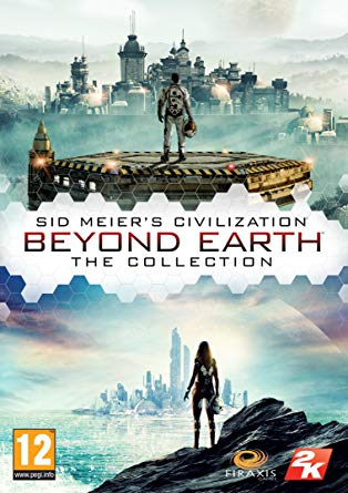 SID MEIER'S CIVILIZATION: BEYOND EARTH - THE COLLECTION - STEAM - PC - EU