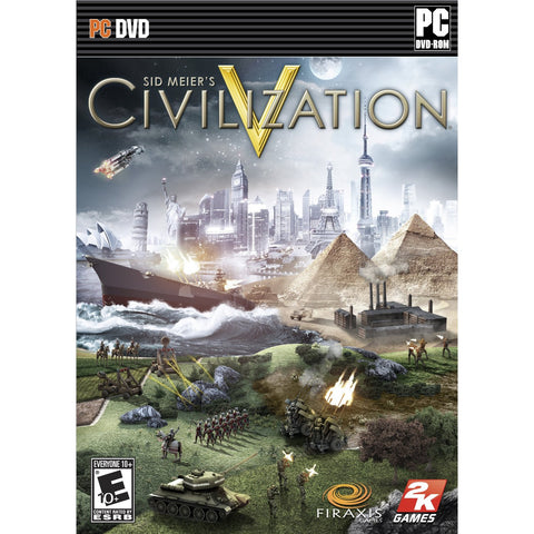 CIVILIZATION 5 - STEAM - PC / MAC