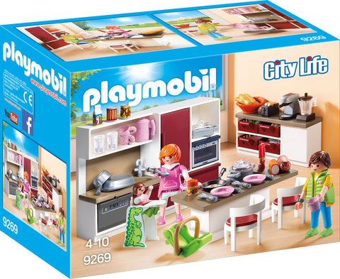 BUCATARIE - PLAYMOBIL (PM9269)