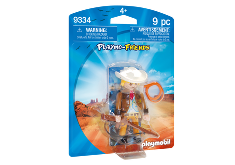 FIGURINA - COWBOY - PLAYMOBIL (PM9334)