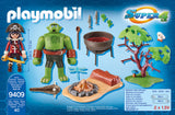 SUPER 4 - RUBY SI TROL - PLAYMOBIL (PM9409)