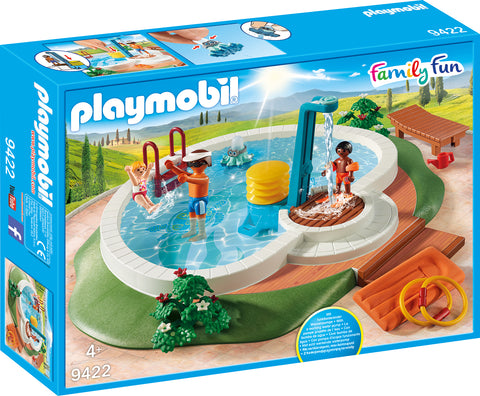PISCINA - PLAYMOBIL (PM9422)